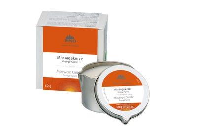 Massagekerze Orange Spirit