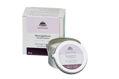 Massagekerze Lavendel Rosalina