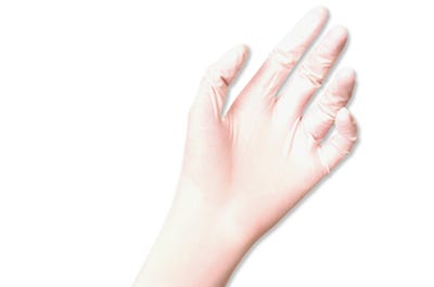 Einweghandschuhe Größe M