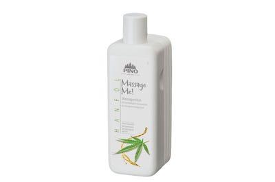 Massage Me! Massagemilch mit Hanfsamenöl