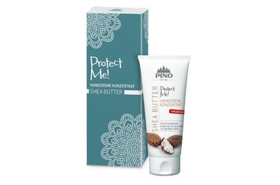 Protect Me! Handcreme Konzentrat Shea Butter 60 x 50 ml