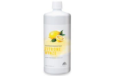 Saunakonzentrat Zitrone Minze