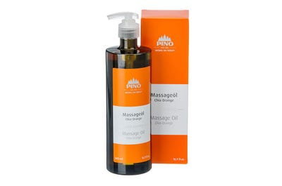 Massageöl Chia Orange 500 ml