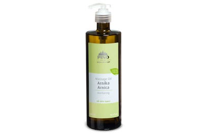 Massageöl Arnika 500 ml