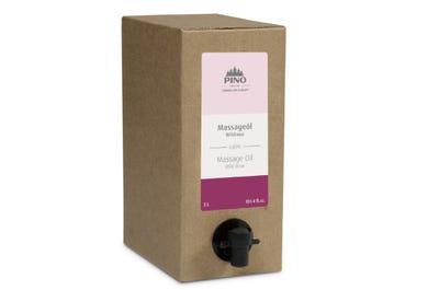 Massageöl Wildrose 3 Liter