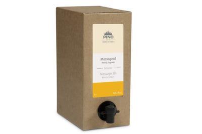 Massageöl Honig Ingwer 3 Liter