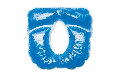 PINO Gelkissen Pearls dark blue