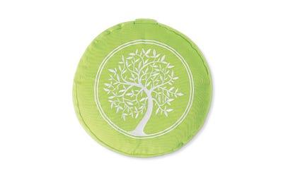 PINOFIT Yogakissen Bezug lime