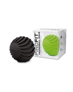 PINOFIT Faszienball Wave black