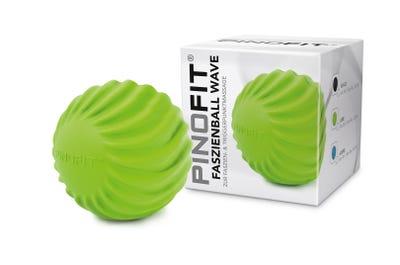 PINOFIT Faszienball Wave lime