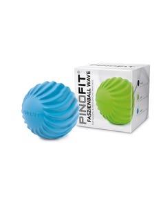 PINOFIT Faszienball Wave azur
