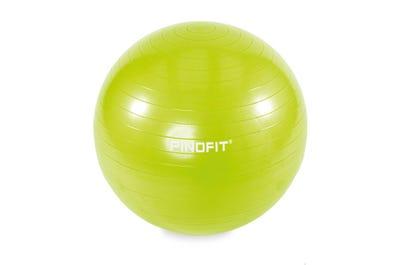 PINOFIT Gymnastikball antiburst lime