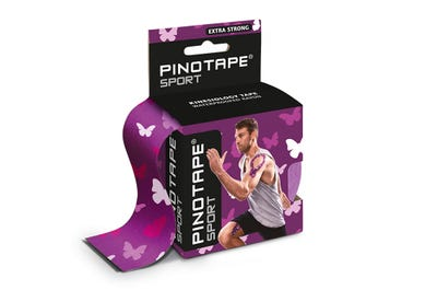 PINOTAPE Sport butterfly in lila