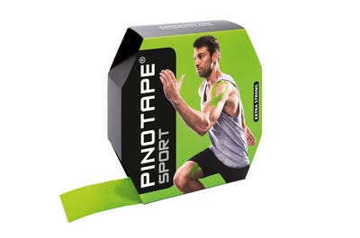 PINOTAPE® Sport lime 31 m