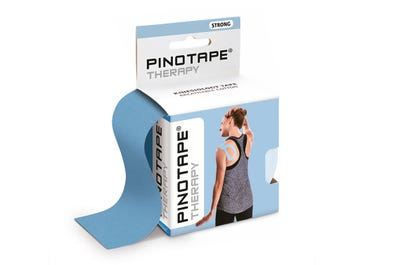 Kinesiologie Tape PINOTAPE Therapy in Eisblau