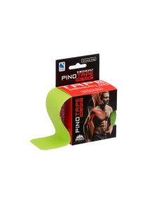 Kinesiologie Tape Pre-Cuts PINOTAPE pro Sport lime