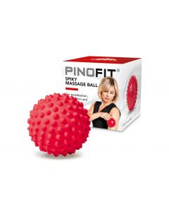 PINOFIT Igelball red