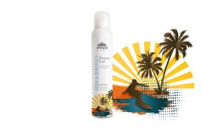 Shower Me! Duschschaum Aqua & Minerals 200 ml