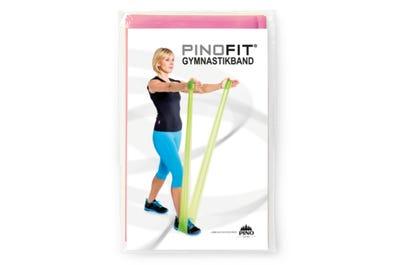 PINOFIT Gymnastikband pink 2 Meter