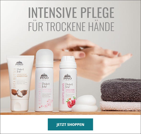 Handpflegeprodukte von PINO
