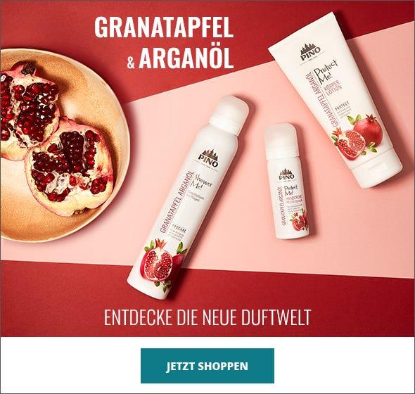 Granatapfel Arganöl Duftwelt