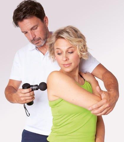 Physio Boost Vibrationsmassagegerät für Wellness- & Wohlfühlmassagen