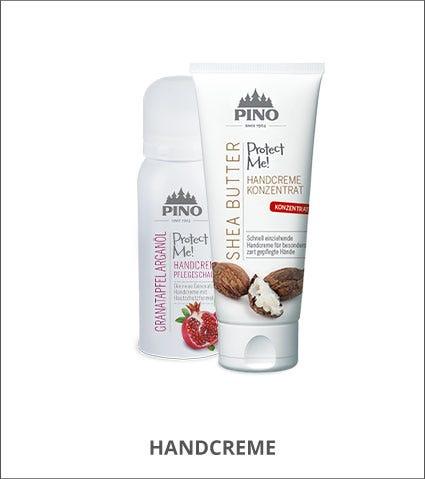 PINO Handpflegeprodukte für ein perfekt gepflegtes Hautgefühl