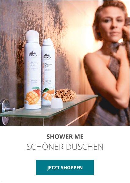 Duschschäume für samtig-zarte Duscherlebnise