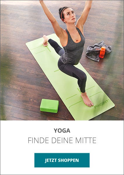 Hochwertiges Yogazubehör in Profi-Qualität