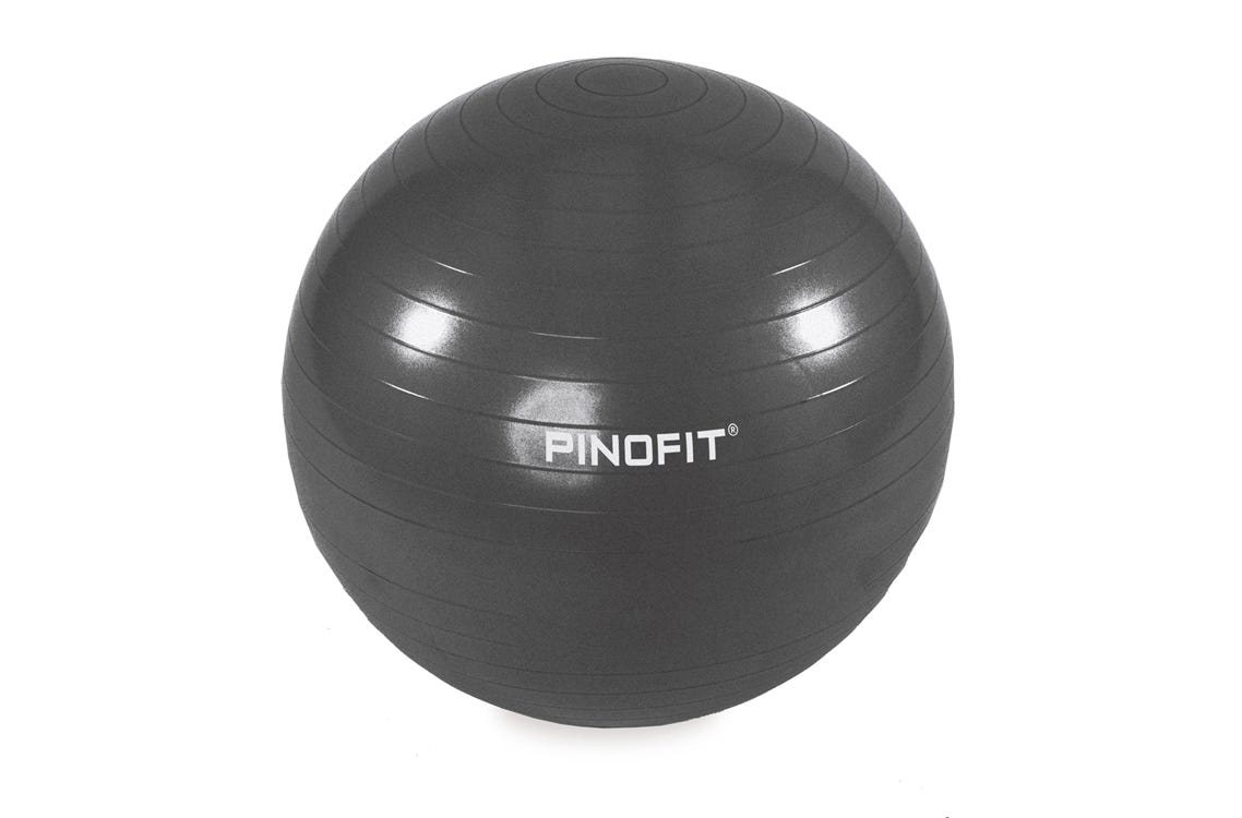 PINOFIT® Gymnastikball antiburst dark grey 65 cm