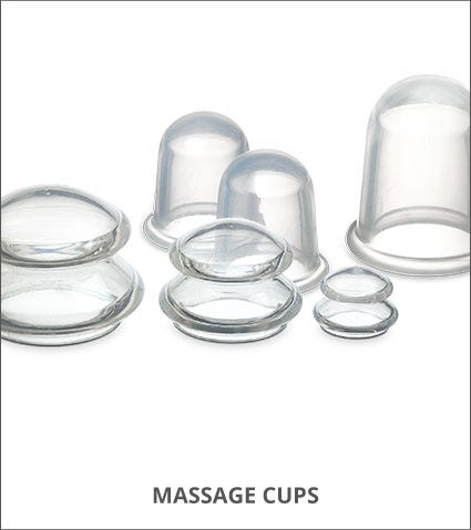 Pino Massagecups Kategorie