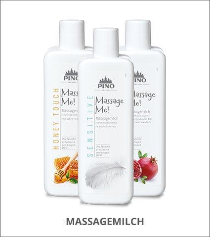 Pino Massagemilch Kategorie