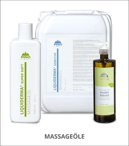 Pino Massageöl Kategorie