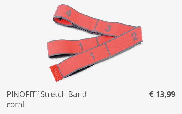 Stretch-Bänder für Mobility-Training
