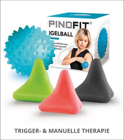 Pinofit Trigger- und Manuelle Therapie Kategorie