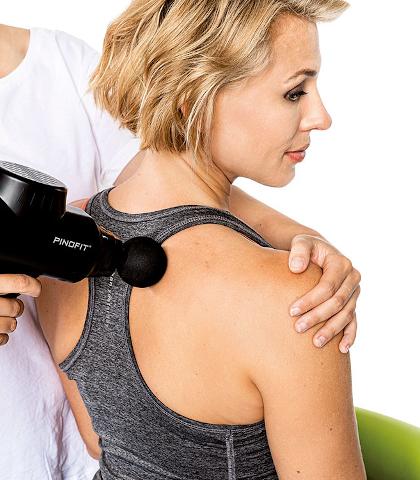 Physio Boost Vibrationsmassagegerät für innovative Tiefengewebsmassage