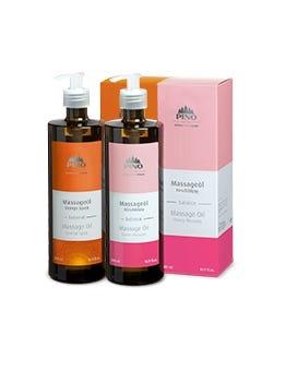 PINO Aroma Massageöle für Therapeuten & Masseure